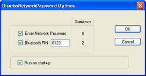 DismissNetworkPass Options